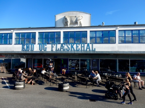 Copenhagen - Fiskebar