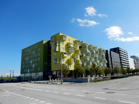 Copenhagen -  Ørestad