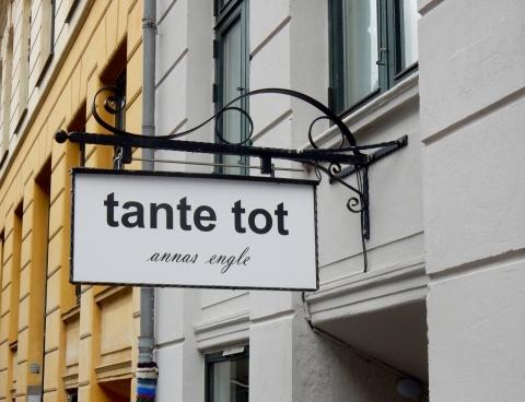Copenhagen - Jægersborggade