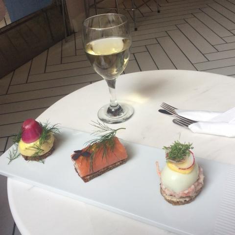 Copenhagen - Royal Smushi Café