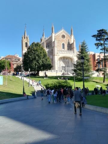 Städtereise Madrid im November 2017