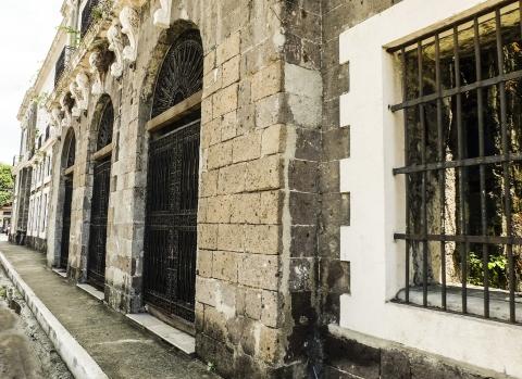 Manila - Manila historisches Viertel