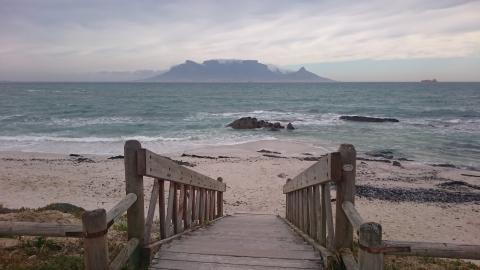 Cape Town - Tafelberg
