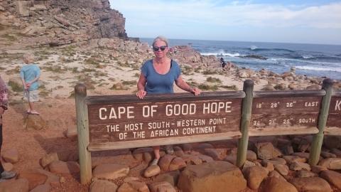 Cape Town - Kap der guten Hoffnung