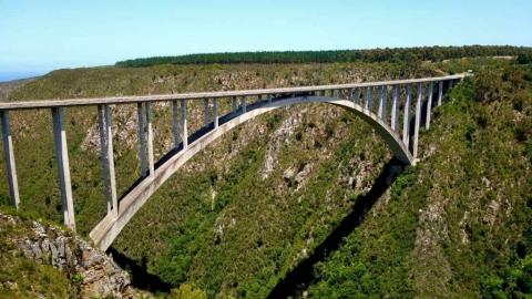 Knysna - Bloukrans Bridge