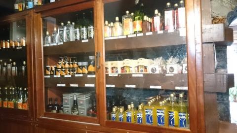 Rumverkostung in Calheta