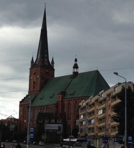 Stettin - städtebaulicher Wahnsinn