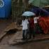 Kampala: Anfang der Regenzeit