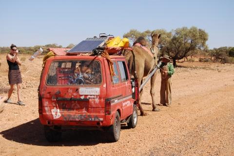 Alice Springs - deutscher aussiedeler