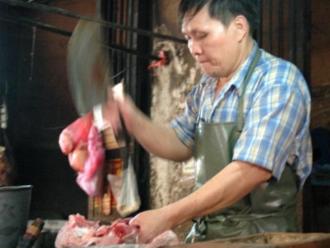 Bangkok - China Town - Metzgermeister