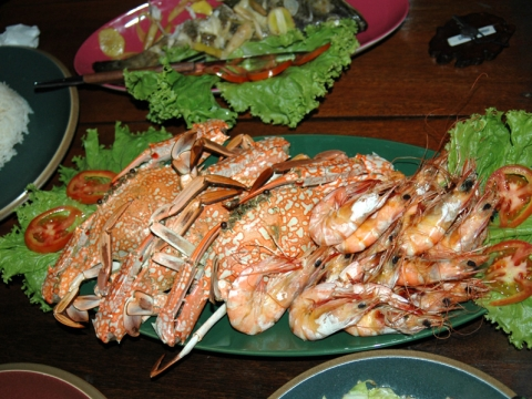 Ko Yao Noi - Fresh Fish!