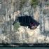 Höhle eines Seenomaden