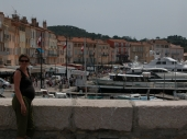In Saint-Tropez