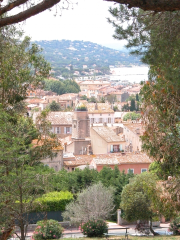 Saint-Tropez - In Saint-Tropez