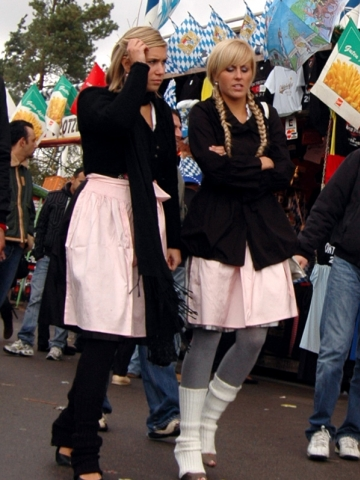 Munich -  Oktoberfest  2008
