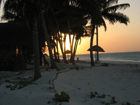 Cayo Levisa - Sonnenuntergang