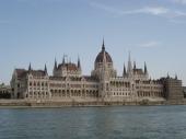 Parlamengebäude Budapest