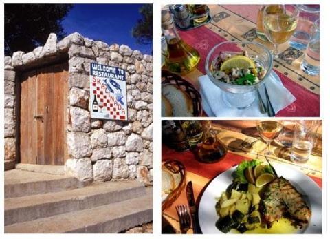 "Otok Hvar - Restaurant ""Skalinada"""