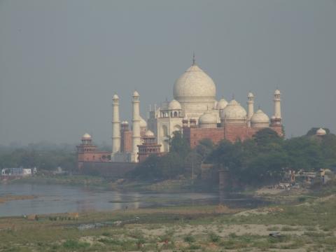 Tempel und Tiger in Indien (2007)