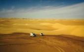 Durch die Rebiana Sandsee nach El Kufra
