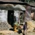 Blechbehausung nähe Gondar