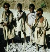 auf dem Weg nach Eritrea