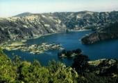 Kratersee Wonchi auf 3490 Meter