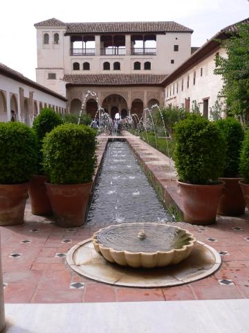 Granada - wie in alte zeiten versetzt
