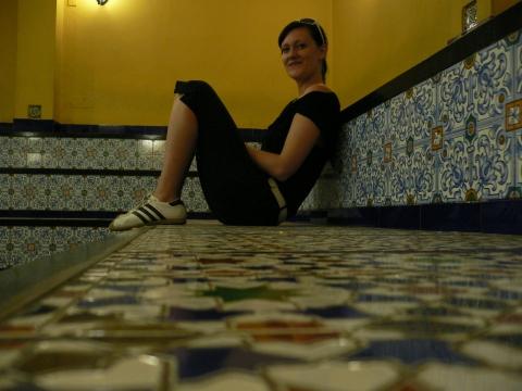 Sevilla - altehrwürdige kneipe