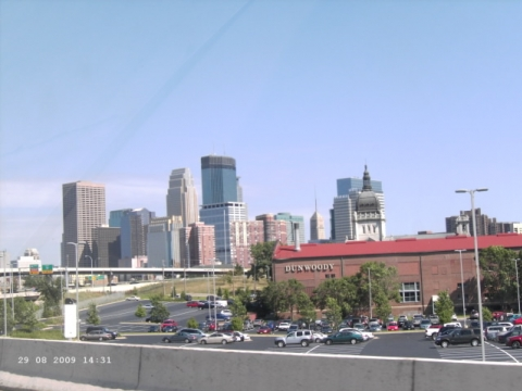 Minneapolis & St. Paul