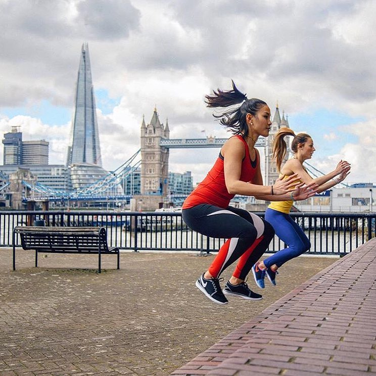 London workout