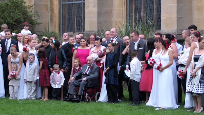 MAUDE: Christian marriage photos