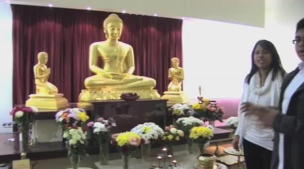 Holy Cribs: The Vihara - TrueTube