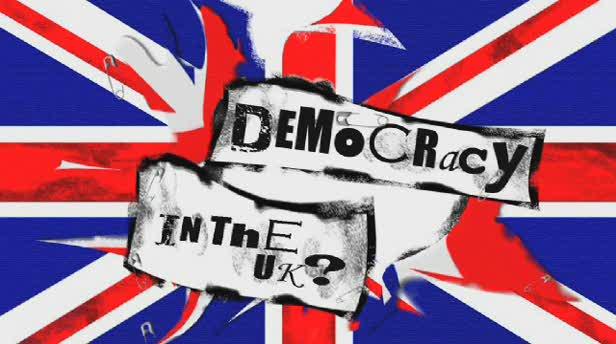 How democratic is Britain?