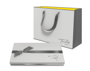 TRULY's signature gift boxes