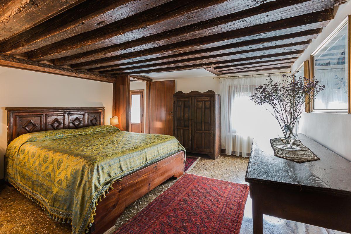 third bedroom located up in the mezzanine floor