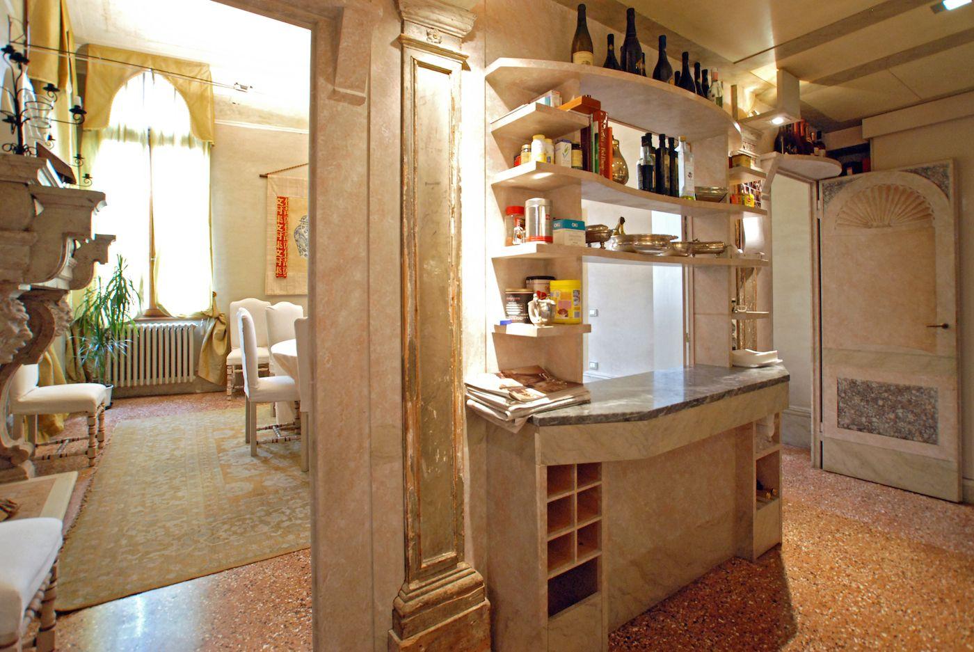 full optionals kitchen