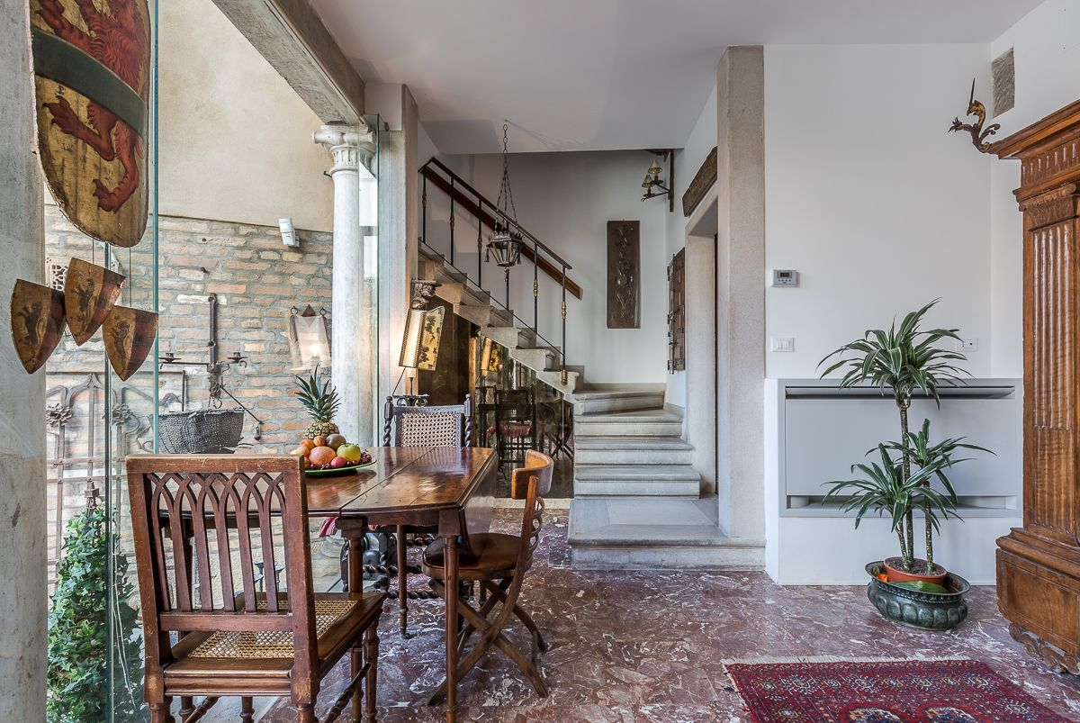 the elegance of this house is witnessed in every detail