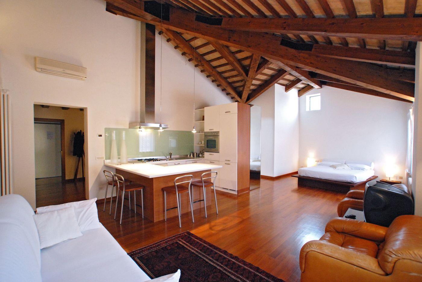 Greci Studio designer open space in Venice