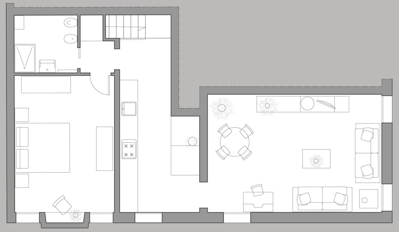 Alba D'Oro floor plan