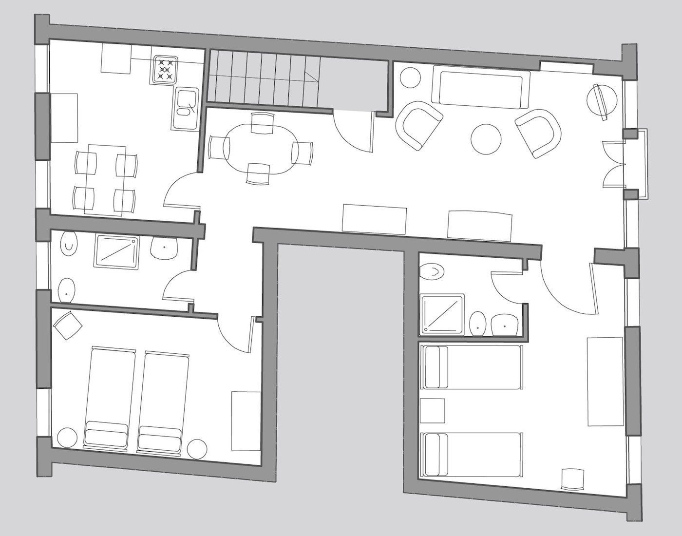 Bragora floor plan