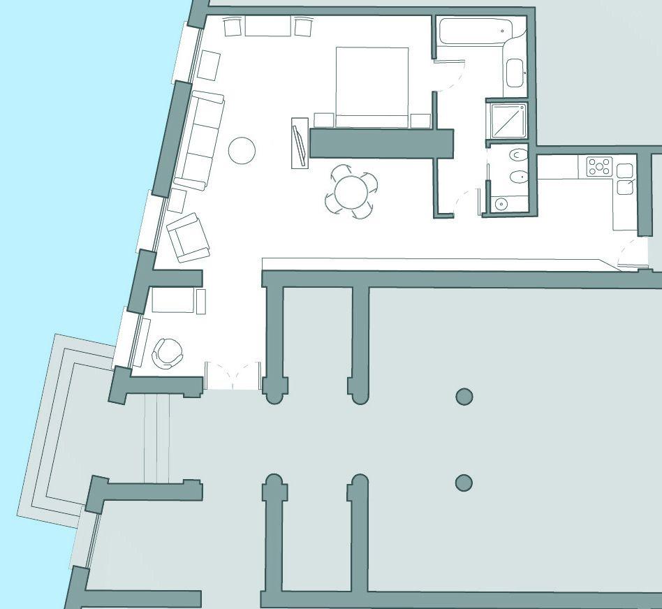 Doge floor plan