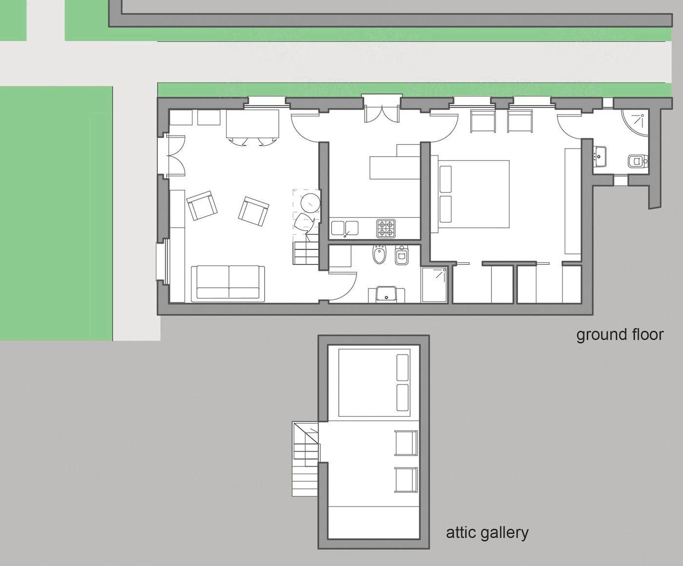 Dolfin floor plan