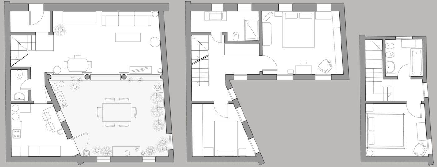 Loredan floor plan