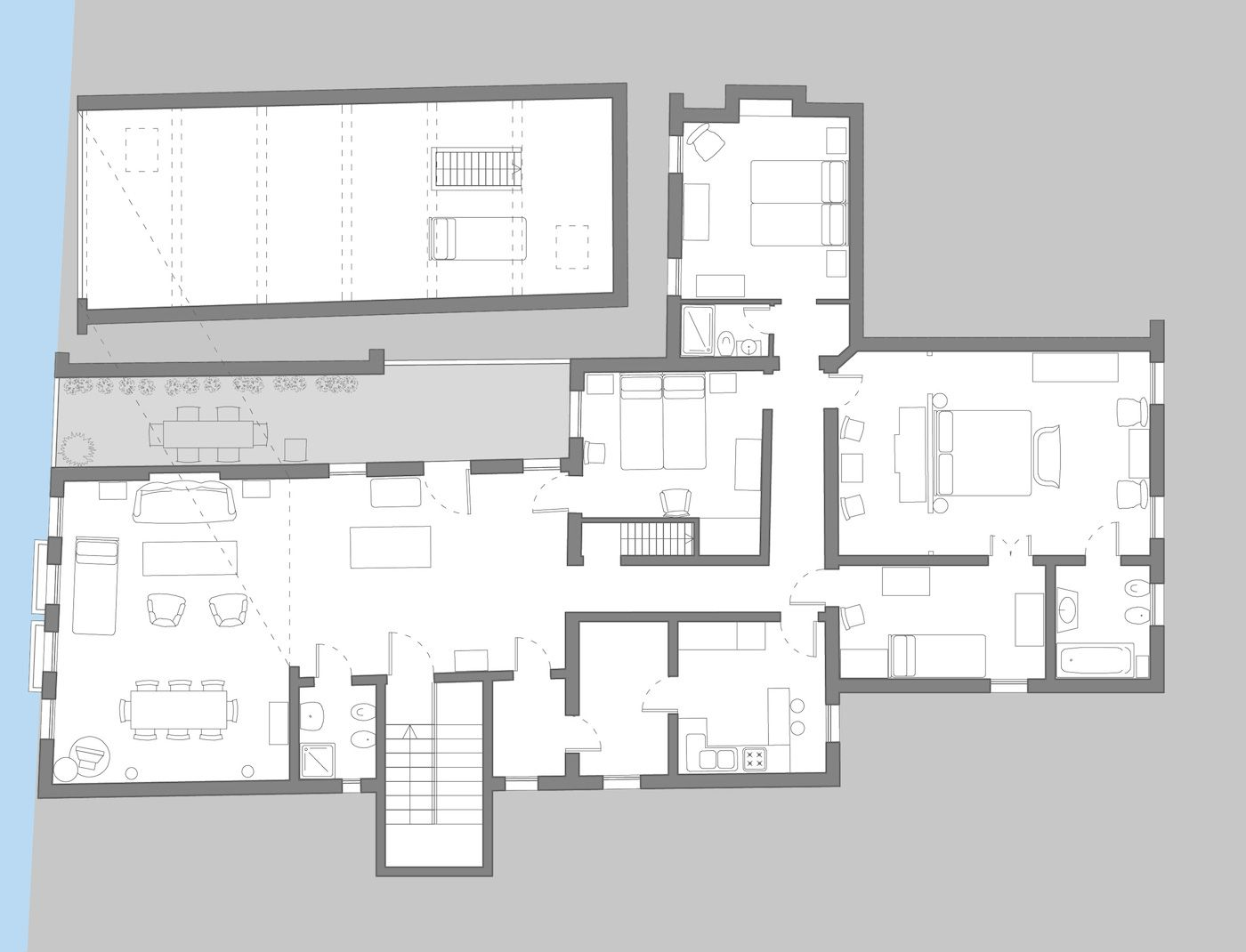 Mocenigo floor plan
