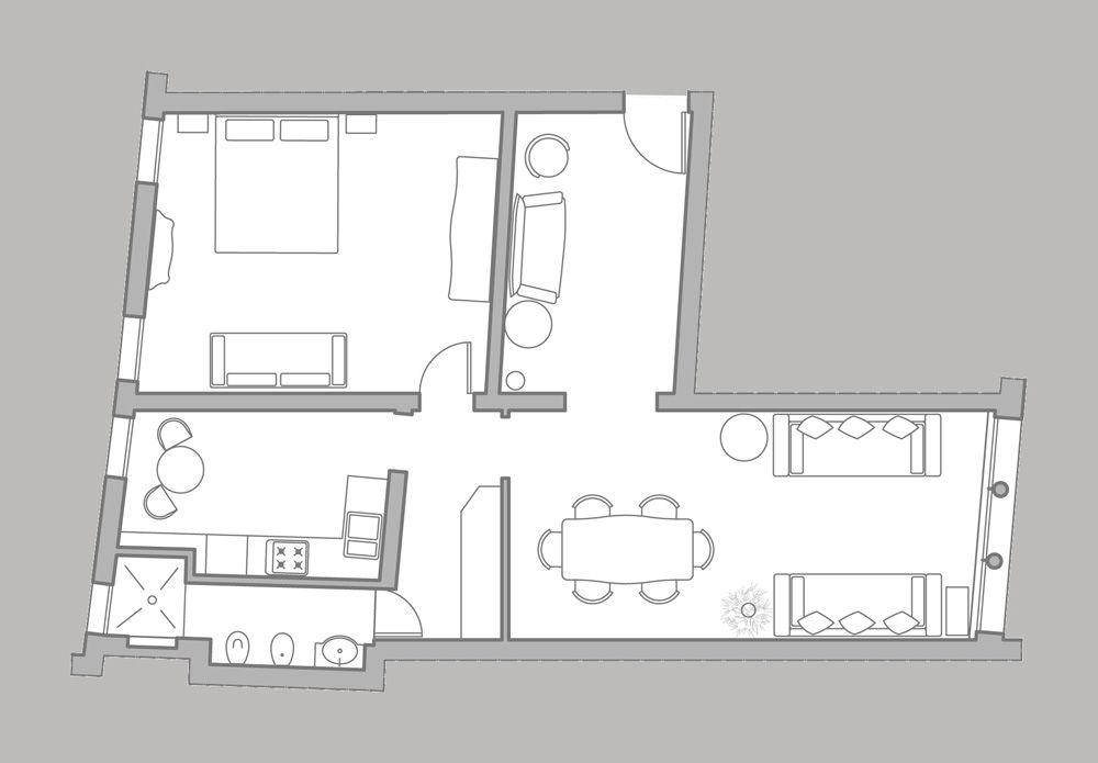 Otello floor plan