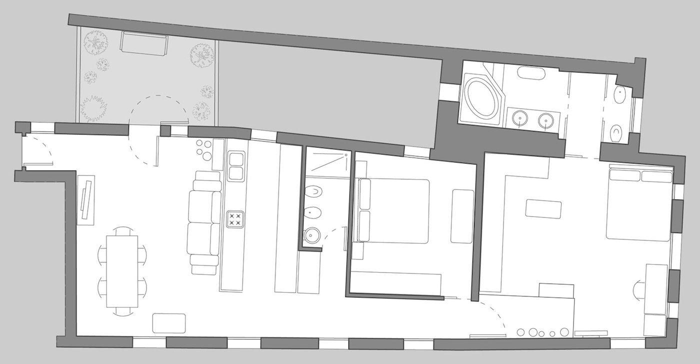 San Marco floor plan