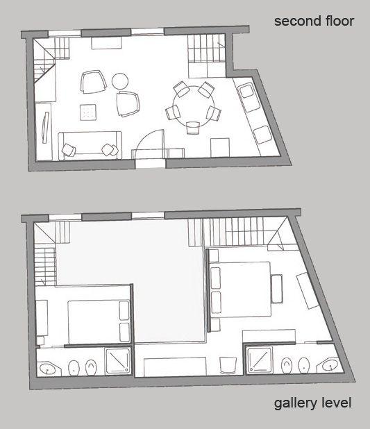 Tommaseo floor plan