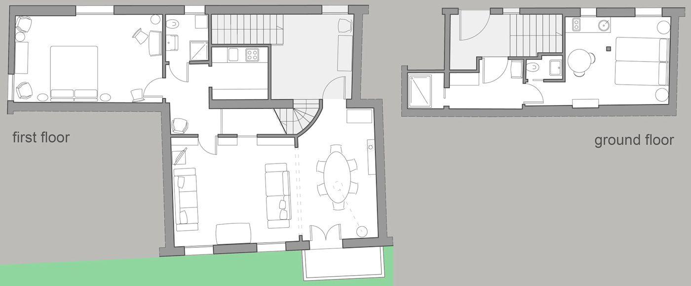 Veronese floor plan