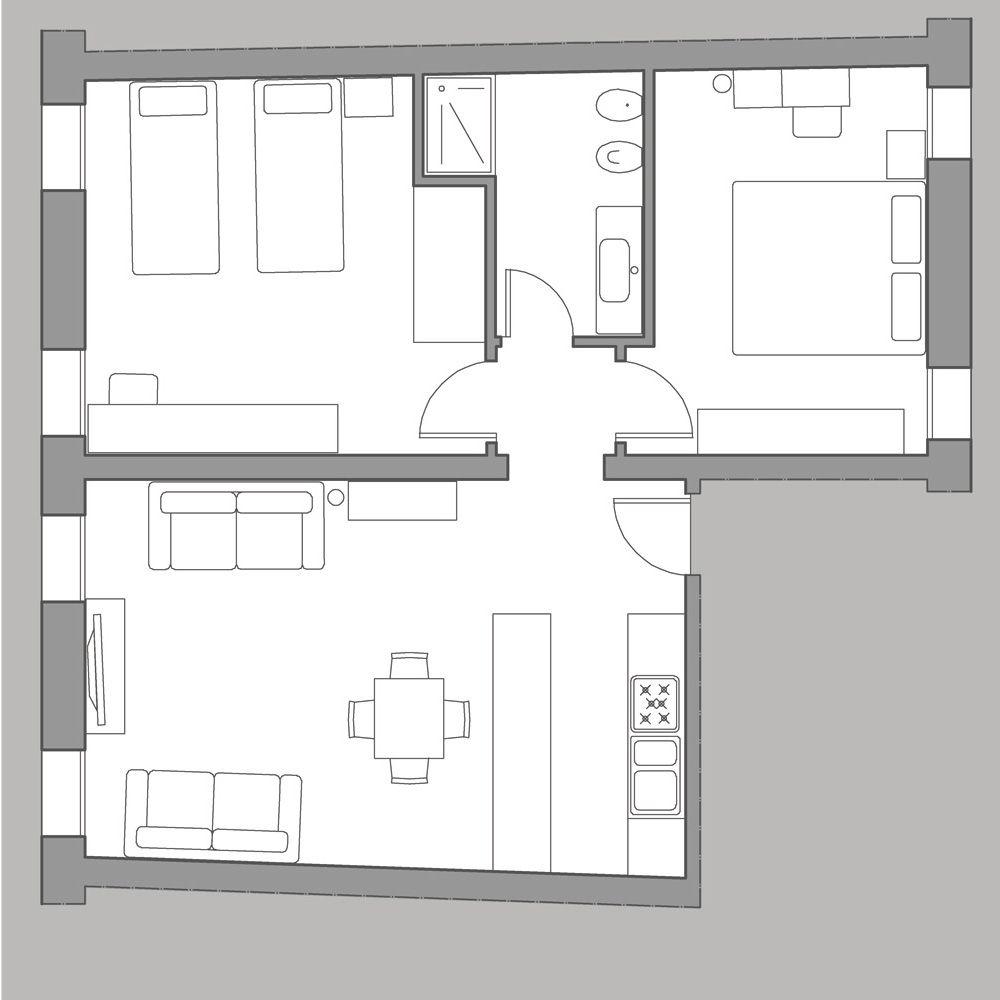 Sarpi 2 floor plan
